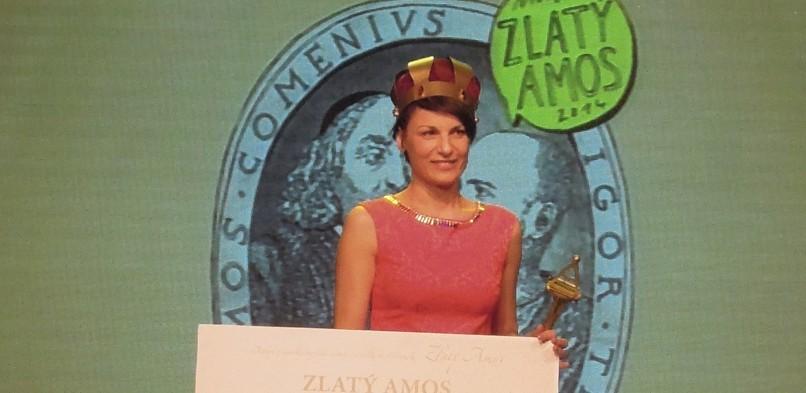 Katarína Sedmáková: Baví ma so žiakmi diskutovať