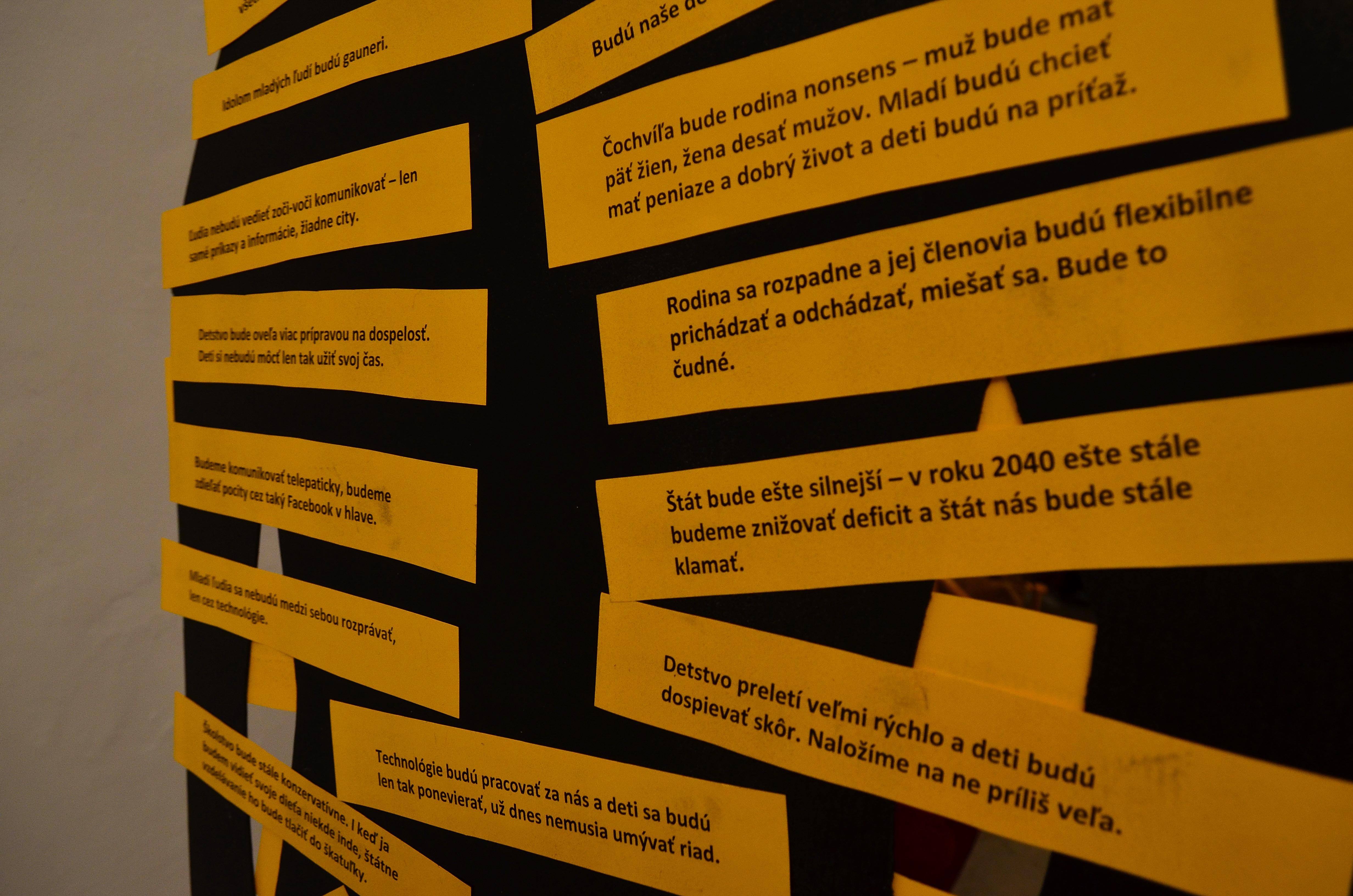 Čo už vieme | Prezentácia prvých zistení z kampane