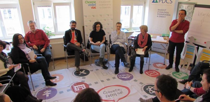 Workshop v Bratislave 6. 3. 2015