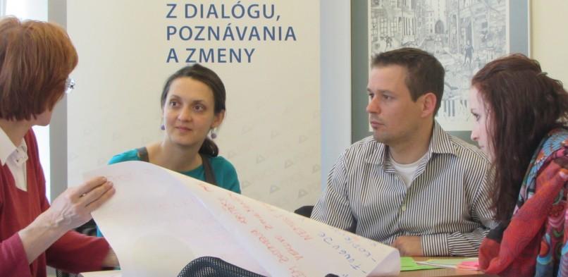 Workshop v Bratislave 10. 3. 2015
