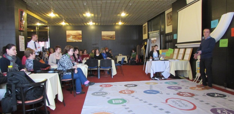 Workshop v Poprade 22. 3. 2015