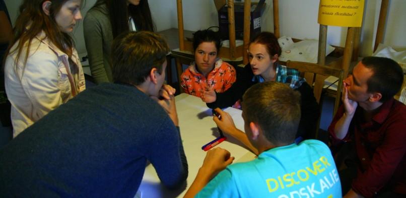 Chceme vedieť viac na Letnej akadémii Discover
