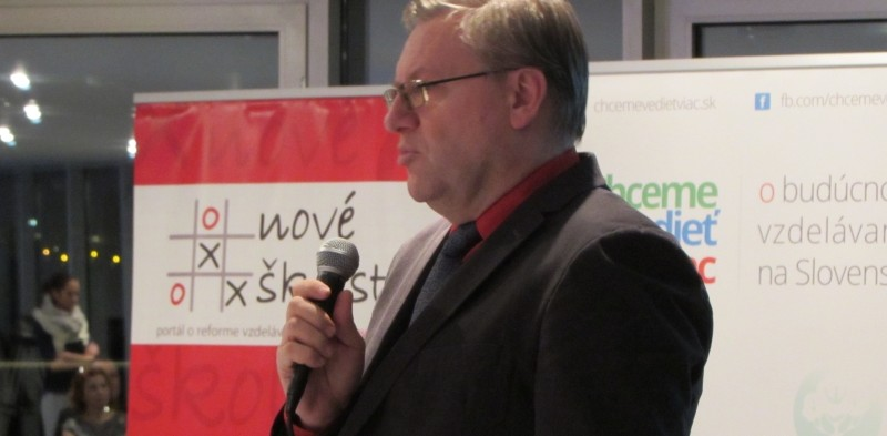 Vlado Burjan o kampani Chceme vedieť viac
