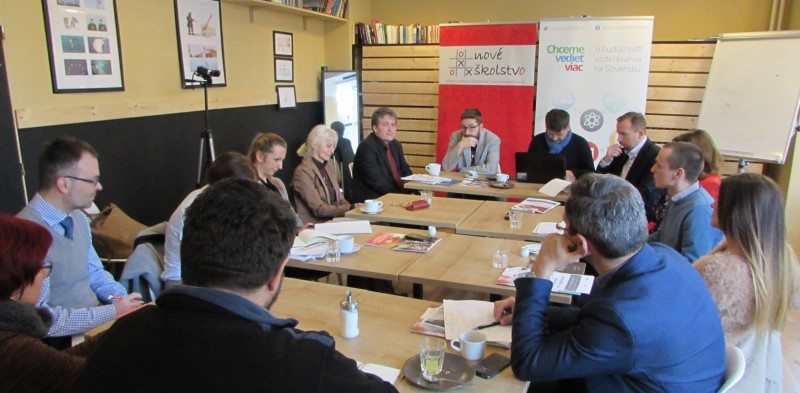 Okrúhly stôl na tému Potreby detí a ich napĺňanie