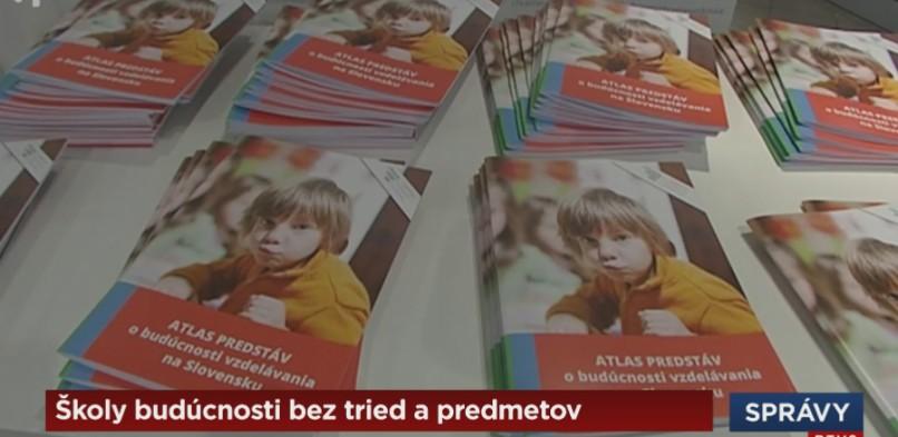 RTVS o atlase predstáv