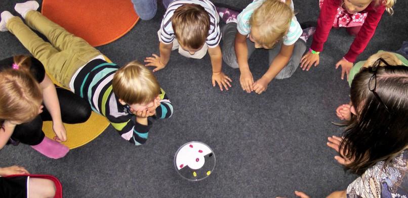 Starostlivosť v ranom detstve a predškolské vzdelávanie