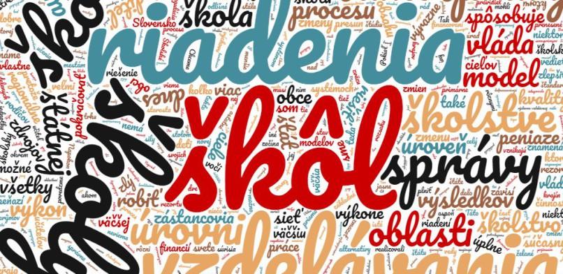 Správa z okrúhleho stola na tému Regulácia, riadenie a (samo)správa vzdelávacieho systému