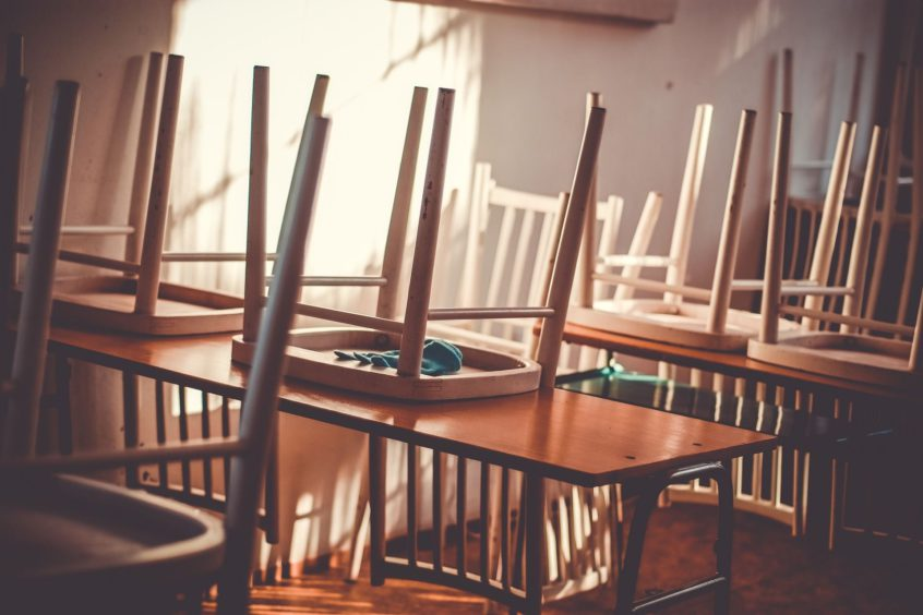Z preventívnych dôvodov mnohí zriaďovatelia rozhodli o prerušení výučby. Zatvorenie škôl nie je zatiaľ plošné | Foto – pixabay.com