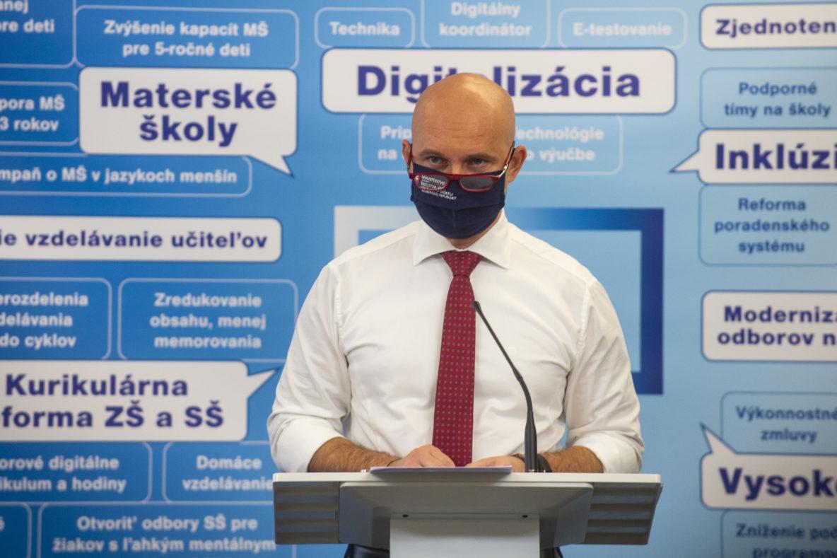 Odrážková reforma – nereforma | Foto – TASR
