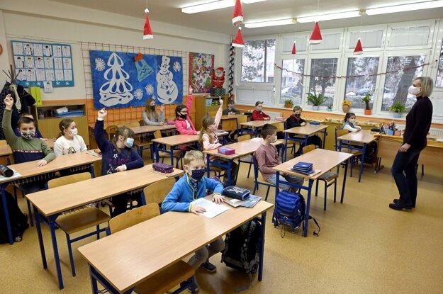 Prešov otvoril všetky škôlky a základné školy pre žiakov prvého stupňa vo svojej zriaďovateľskej pôsobnosti | Foto – TASR